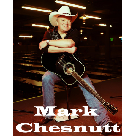 Mark Chesnutt General Admission Level Ticket