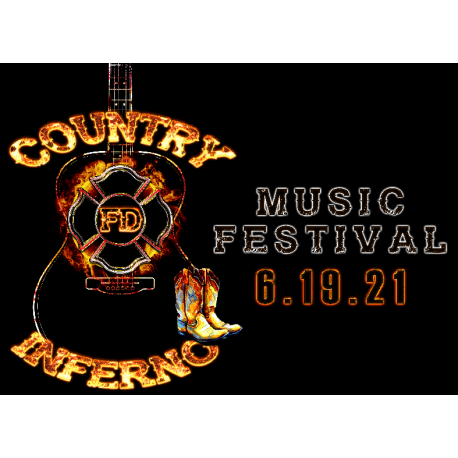 Country Inferno Music Festival - General Admission Ticket